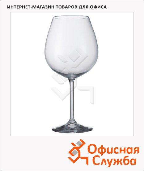 Бокал для вина Bohemia Gastro 650мл, 6шт/уп