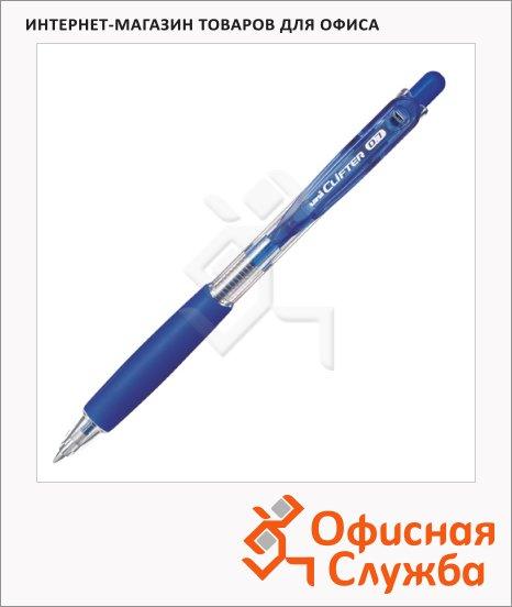 фото: Ручка шариковая автоматическая Uni Clifter SN-118 синяя 0.7мм