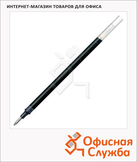 фото: Стержень для гелевой ручки Uni Umr-1(07) синий 0.25 мм, 66260
