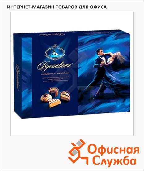 фото: Конфеты в коробках Вдохновение пралине с орехами 170г