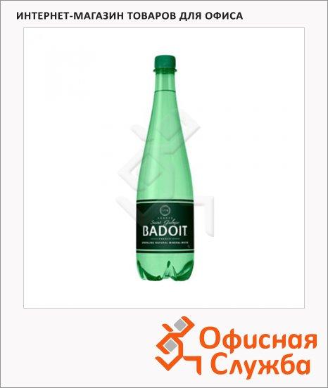 фото: Вода минеральная Badoit газ ПЭТ, 1л