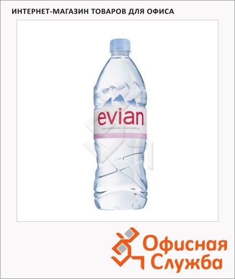 фото: Вода минеральная Evian Спорт без газа ПЭТ, 1л