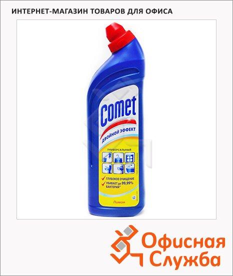 фото: Универсальное чистящее средство Comet Двойной эффект 1л гель, лимон