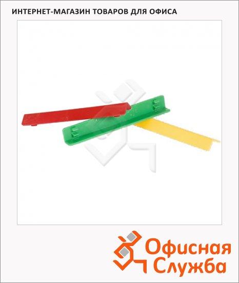 Клипса Vileda Pro УльтраСпид для цветного кодирования, красная, 509264