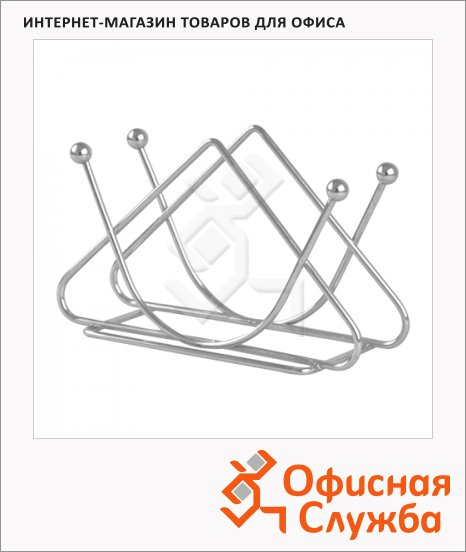 фото: Салфетница Bekker Треугольник 9 х 13 х 5.5см