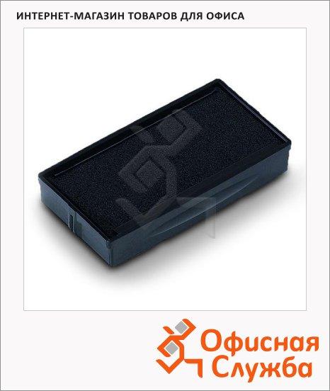 Сменная подушка прямоугольная Trodat для Trodat 4911/4800/4820/4822/4846/4951, для ткани, черная, 6/4911