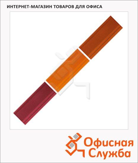 Мелок для мебели Edding 8901 вишня, 3 цвета, для маскировки трещин на деревянных поверхностях
