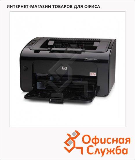 фото: Принтер лазерный LaserJet Pro P1102w А4, 18 стр/мин, 8 Мб