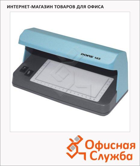 Детектор банкнот Dors 145, просмотровый, УФ-детекция