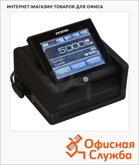 фото: Детектор банкнот Dors 230 автоматический, ИК-детекция, мультивалютный