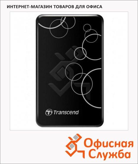 Портативный жесткий диск Transcend 25A3K 500Gb, USB3.0