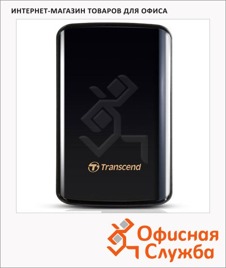 Портативный жесткий диск Transcend 25D3 1Tb, USB3.0
