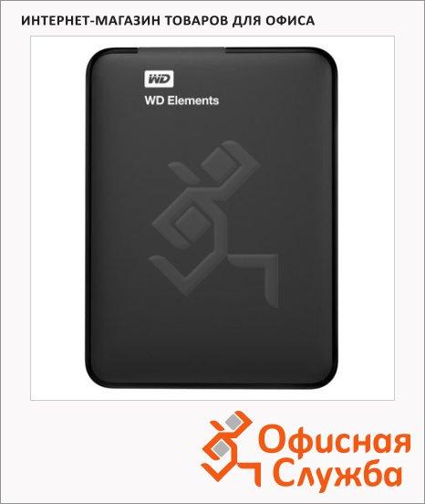 Портативный жесткий диск Western Digital Elements Portable 1Tb, USB3.0