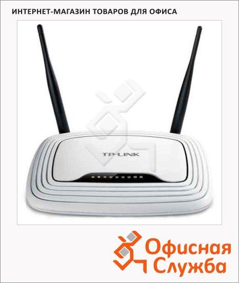 Маршрутизатор Tp-Link TL-WR841N, 4 LAN