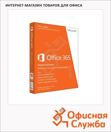 Программное обеспечение Microsoft Office Home Premium 6GQ-00232 Mdls No S