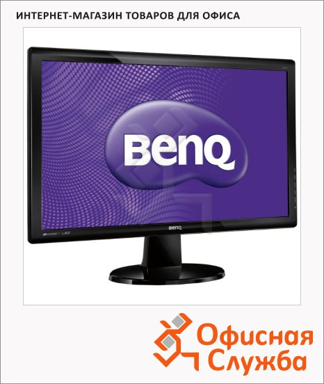 """Монитор Benq GL2450 24"""", 1920x1080, TFT TN"""