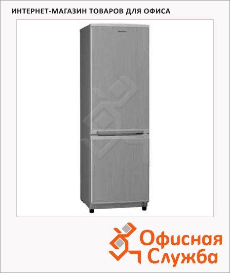 фото: Холодильник двухкамерный SHRF 152 DS 138л серебристый, 45.1x53.6x140.3см