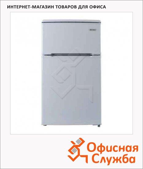 Холодильник двухкамерный Shivaki SHRF-90D белый, 88 л, 47.5x49.5x85.2 см