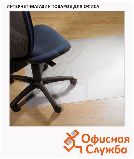 Коврик под кресло Clear Style прямоугольный 1210х1340мм, 2мм, 1123, для гладкой поверхности