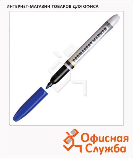 Маркер перманентный Expert Complete РМ-30 синий, 3мм, круглый наконечник