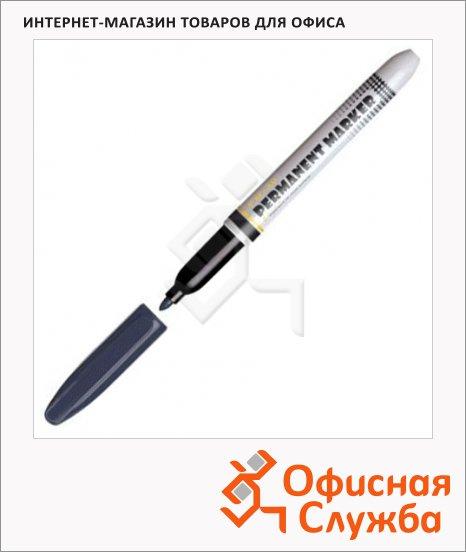 Маркер перманентный Expert Complete РМ-30 черный, 3мм, круглый наконечник