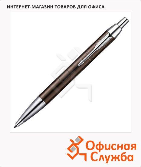 фото: Ручка шариковая Parker IM Premium K222 М коричневый корпус, S0949730