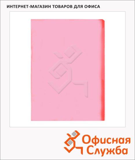 Папка-уголок Durable красная, A4, 120мкм, 50 шт/уп, 2312-03
