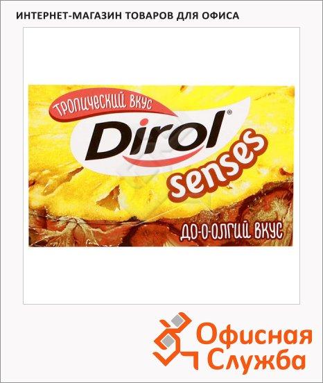 Жевательная резинка Dirol senses, 16уп х 7шт