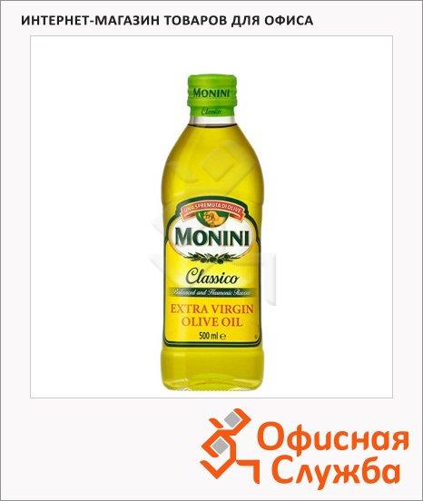Масло оливковое Monini Extra Virgin нерафинированное, 0.5л