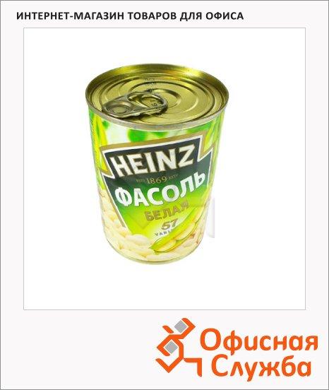 фото: Фасоль Heinz белая 400г