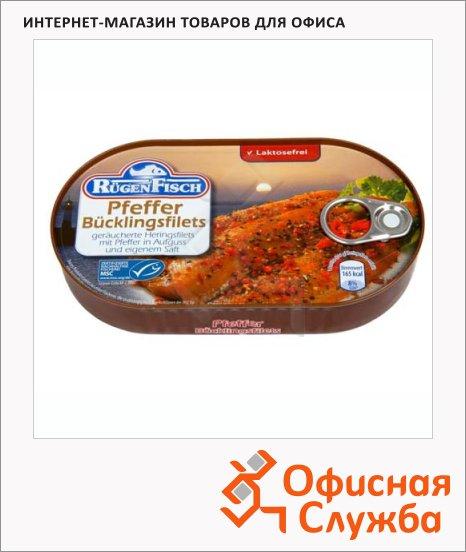 Филе сельди Rugen Fisch с паприкой