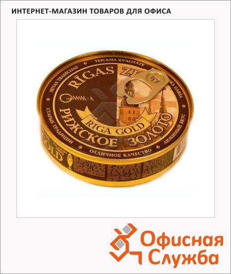Шпроты Riga Gold в масле, 160г