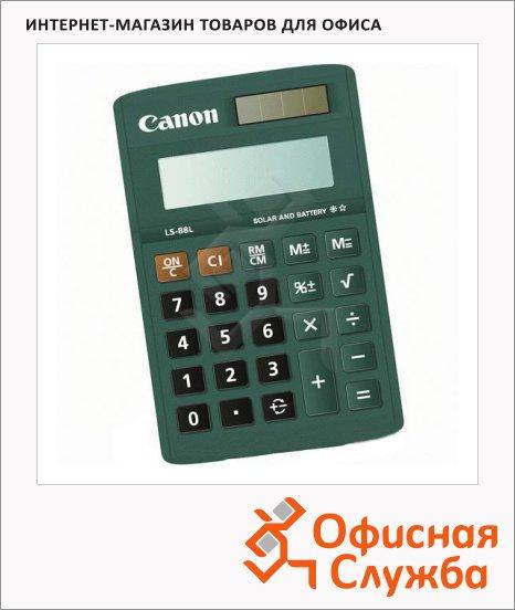 Калькулятор настольный Canon LS-88L зеленый