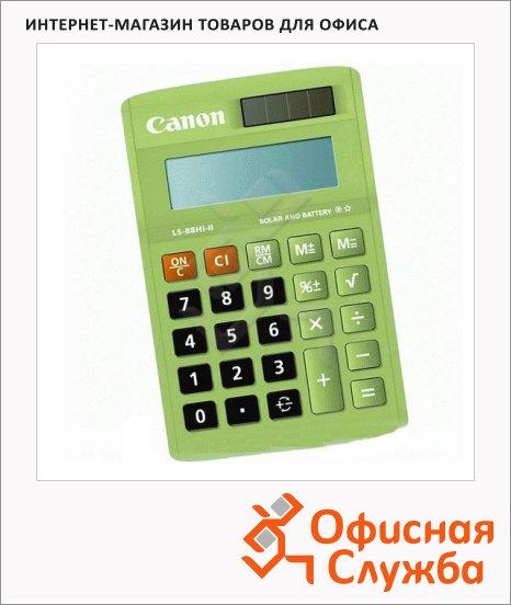 фото: Калькулятор настольный LS-88L салатовый 8 разрядов
