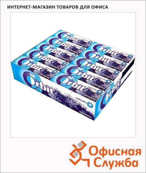 Жевательная резинка Orbit зимняя свежесть, 30уп х 10шт