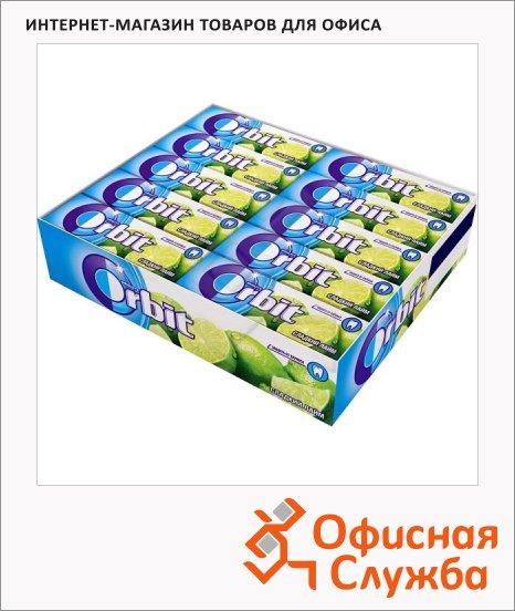Жевательная резинка Orbit сладкий лайм, 30уп х 10шт