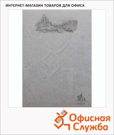 Дизайн-бумага Decadry Собор, А4, 90г/м2, 20 листов
