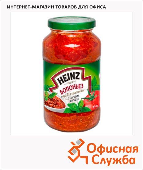 Соус Heinz для спагетти болоньез, 450г