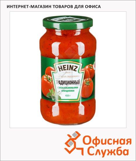 Соус Heinz для спагетти традиционный, 450г