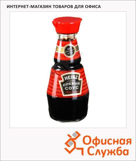 Соевый соус Heinz классический, 150мл, стекло