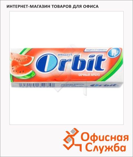 Жевательная резинка Orbit сочный арбуз, 10уп х 10шт