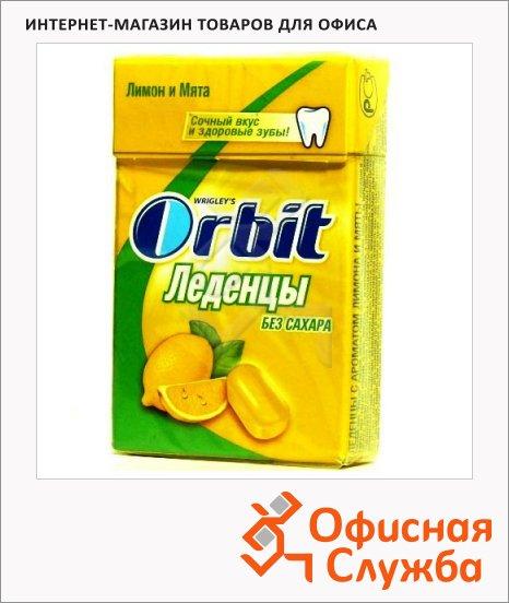 фото: Леденцы Orbit лимон-мята 8шт х 35г