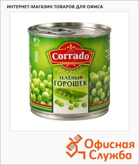 Зеленый горошек Corrado Quality, 400г
