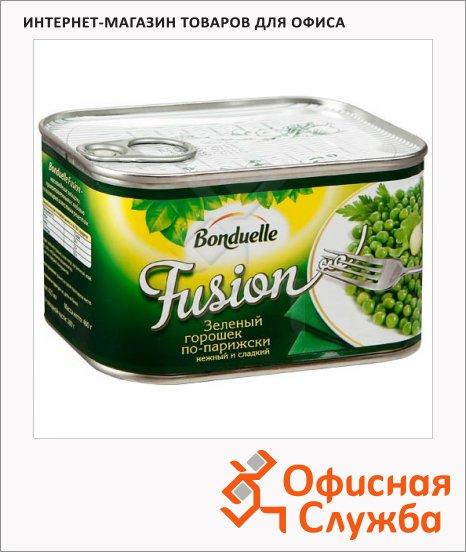 Зеленый горошек Bonduelle Fusion по-парижски, 400г