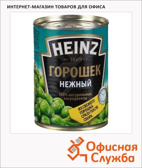 Зеленый горошек Heinz нежный, 390г