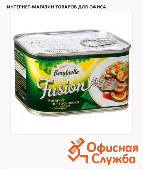 Консервированные овощи Bonduelle Fusion кабачки по-тоскански, 375г