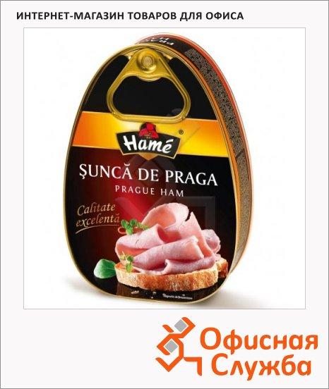 фото: Паштет мясной Hame Купеческое Мясо из копченой свинины 340г