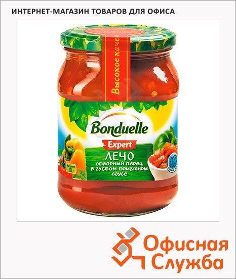 Консервированные овощи Bonduelle лечо, 580мл