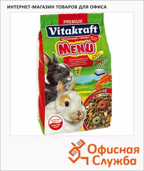 фото: Корм для кроликов Vitakraft Menu Vital 1кг