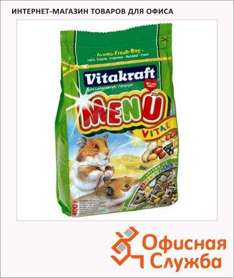 фото: Корм для хомяков Vitakraft Menu Vital 1кг
